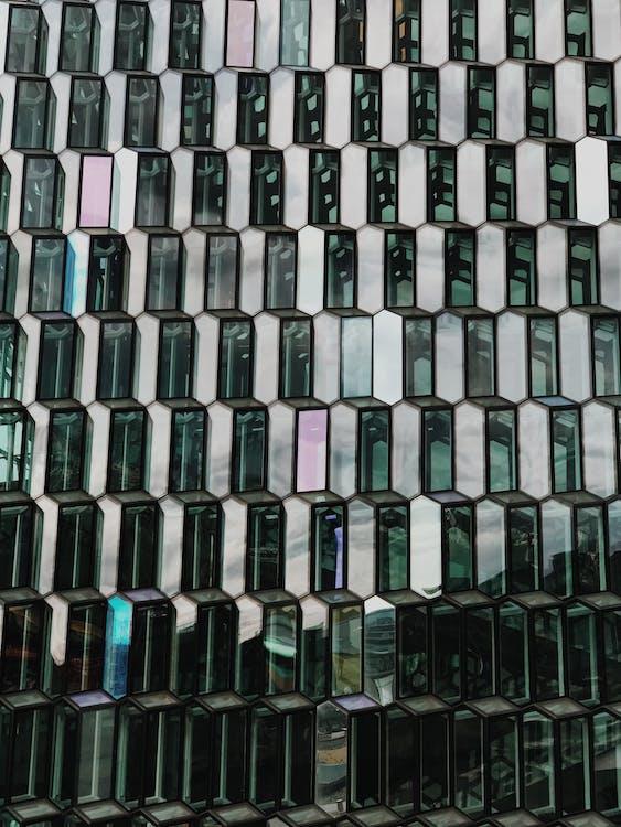 architettura, articoli di vetro, bicchiere