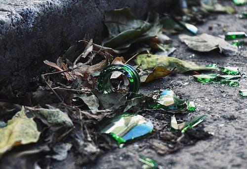 Δωρεάν στοκ φωτογραφιών με αιχμηρός, αντανάκλαση, απόβλητα, απορρίμματα