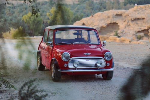 Δωρεάν στοκ φωτογραφιών με # mini, #classic_mini, #mini cooper, vintage αυτοκίνητο