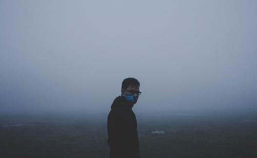 Ảnh lưu trữ miễn phí về bí ẩn, người đàn ông 20-25 tuổi, sương mù