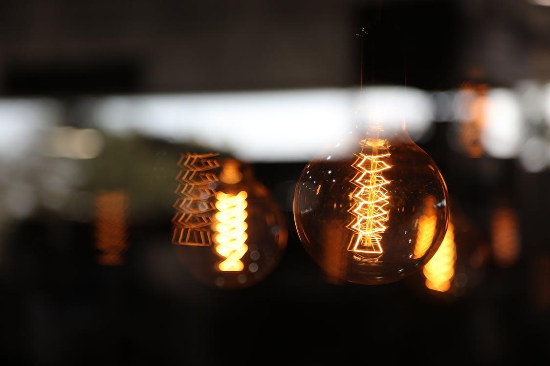 Darmowe zdjęcie z galerii z hol, jasny, lampa