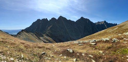 Kostnadsfri bild av höga tatra, horisont, landskap