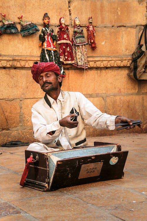 Kostnadsfri bild av färger, indien, indisk, människor