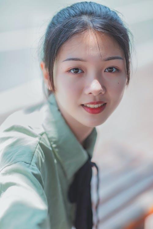 Gratis stockfoto met aanbiddelijk, aantrekkelijk mooi, Aziatisch meisje, Aziatische persoon