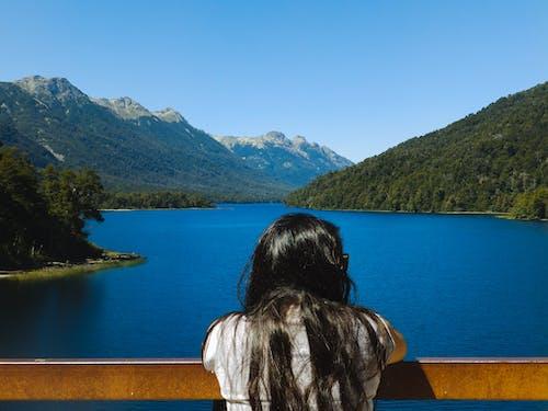 Foto d'estoc gratuïta de Argentina, aventura, cel, dona