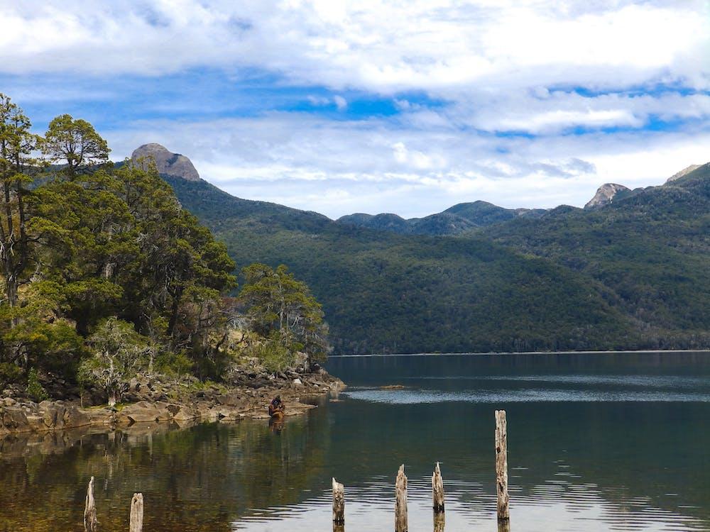 Аргентина, гора, небо