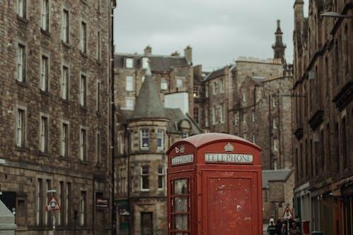 イギリス, エジンバラ, クラシック, コミュニケーションの無料の写真素材