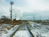 snow, industry, winter