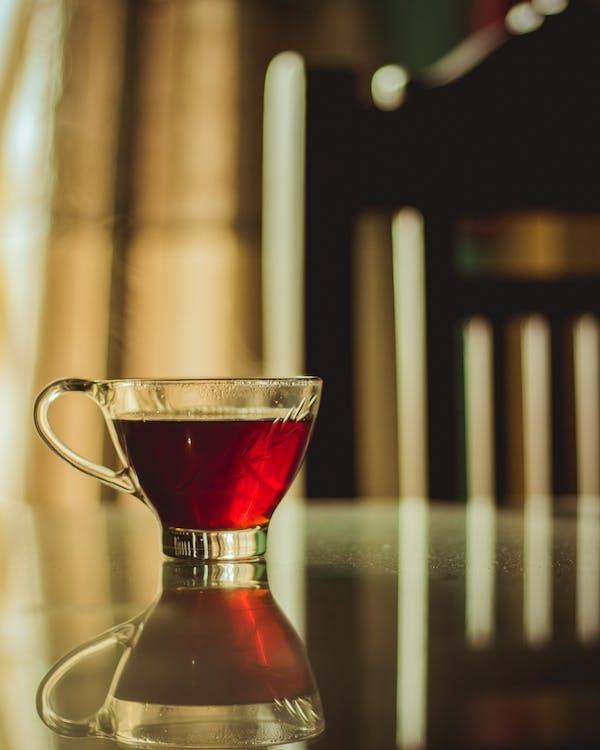 Close-Up Photo of Teacup
