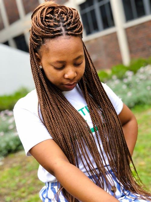 Free stock photo of long hair, natural beauty, xhosa girl