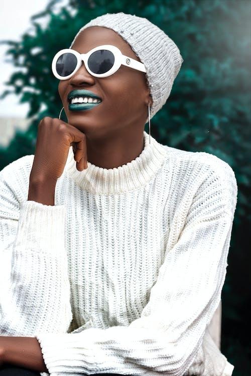 Бесплатное стоковое фото с афро-американка, женщина, красивая, красивый