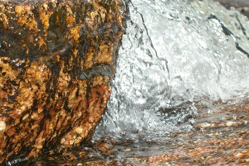 Free stock photo of northern ontario, rapids, river rocks, rushing water