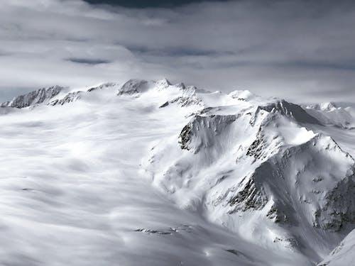 Δωρεάν στοκ φωτογραφιών με βουνό, κρύο, πάγος, παγωμένος