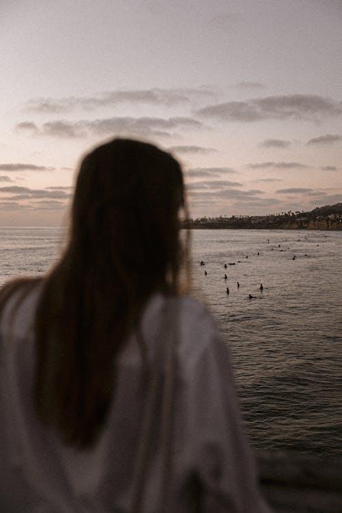 Photos gratuites de bord de mer, ciel, côte, coucher de soleil