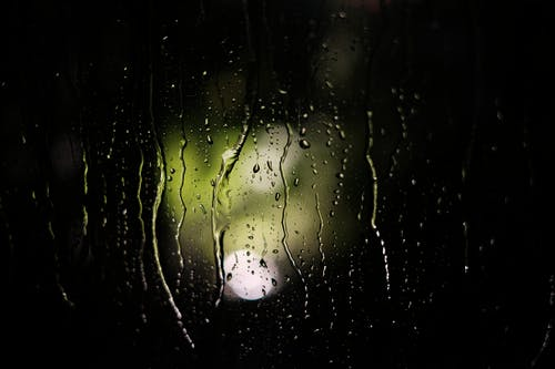 Kostenloses Stock Foto zu bokeh, licht, nach dem regen