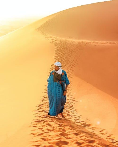 คลังภาพถ่ายฟรี ของ drâa-tafilalet, merzouga, การผจญภัย, คน