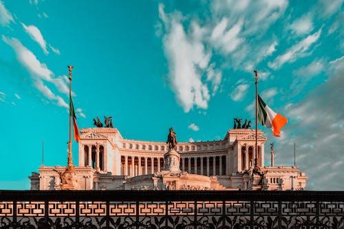 Безкоштовне стокове фото на тему «європа, Італія, архітектура, Будівля»