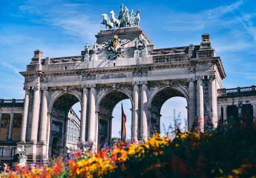 Základová fotografie zdarma na téma architektura, Belgie, brusel, cestování