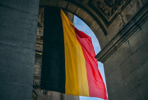 Δωρεάν στοκ φωτογραφιών με pride, Βέλγιο, έθνος, εξοχή