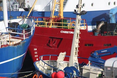 Free stock photo of boats, ireland