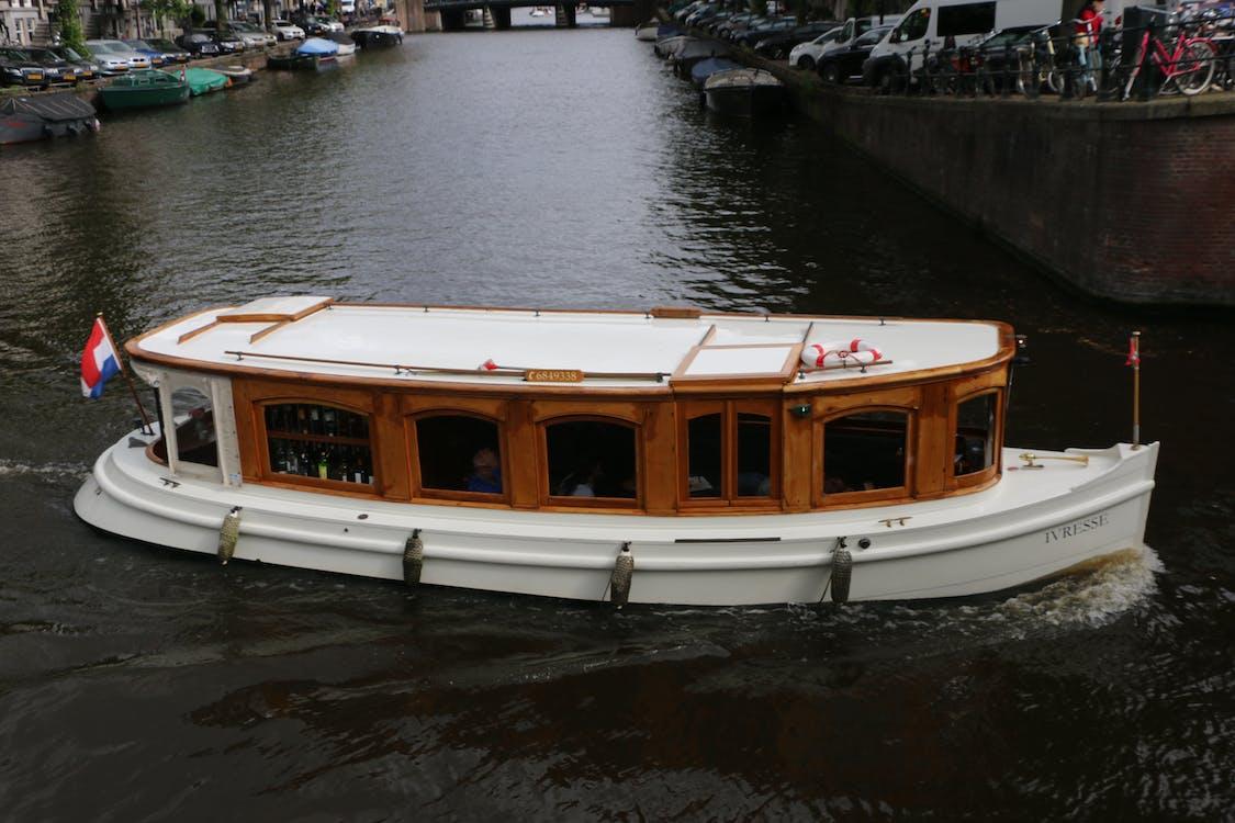 Free stock photo of amsterdam, boats