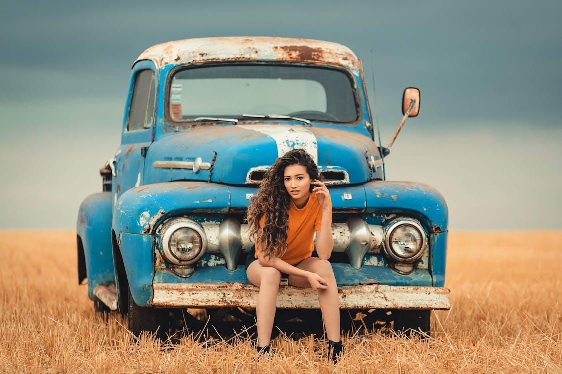 auto, automobil, camion