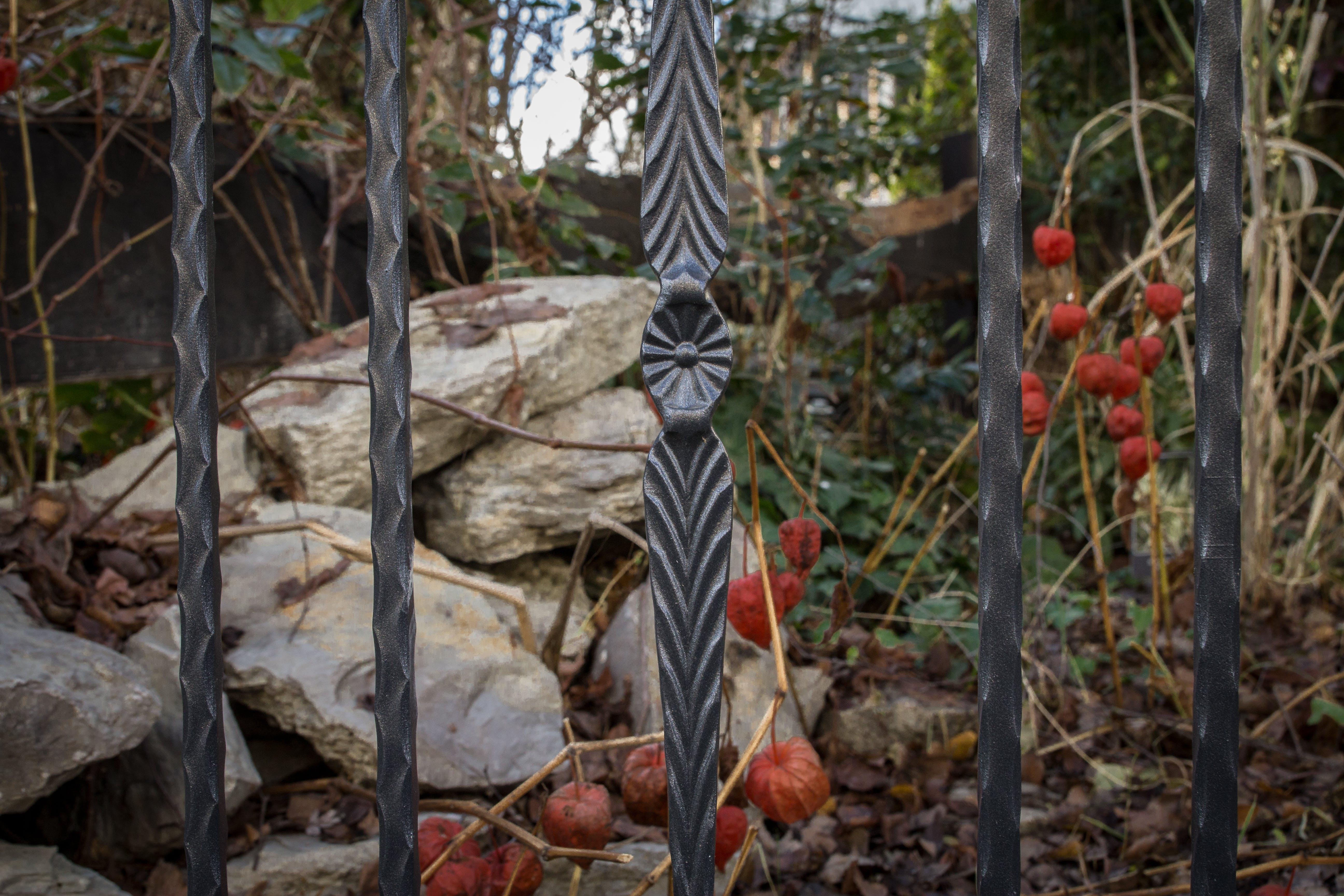 Free stock photo of fence, nature, sandstone