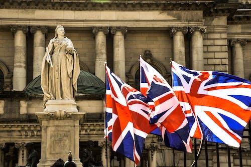 Free stock photo of belfast, flags, uk