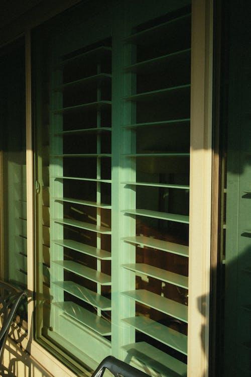 Foto d'estoc gratuïta de arquitectura, disseny, estampat, finestra