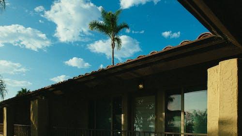 Безкоштовне стокове фото на тему «архітектура, бетон, блакитне небо, Будівля»