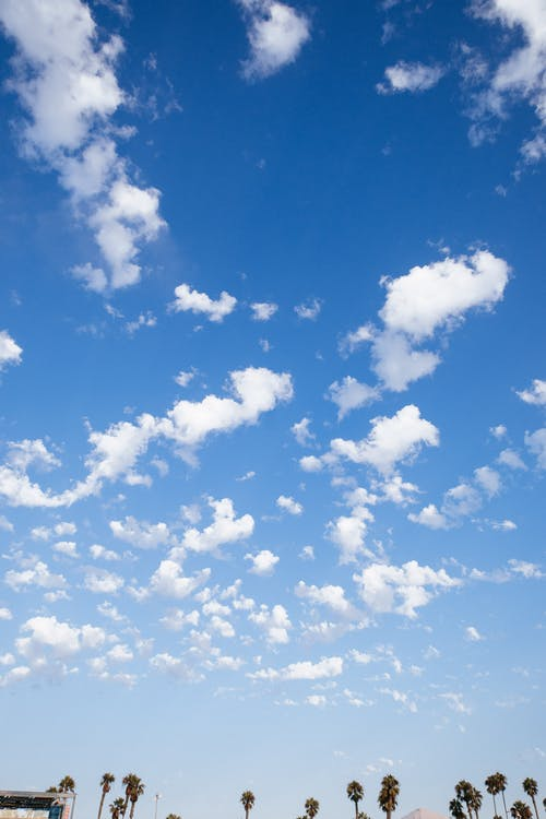 คลังภาพถ่ายฟรี ของ skyscape, กลางแจ้ง, การถ่ายภาพมุมต่ำ, ทิวทัศน์เมฆ