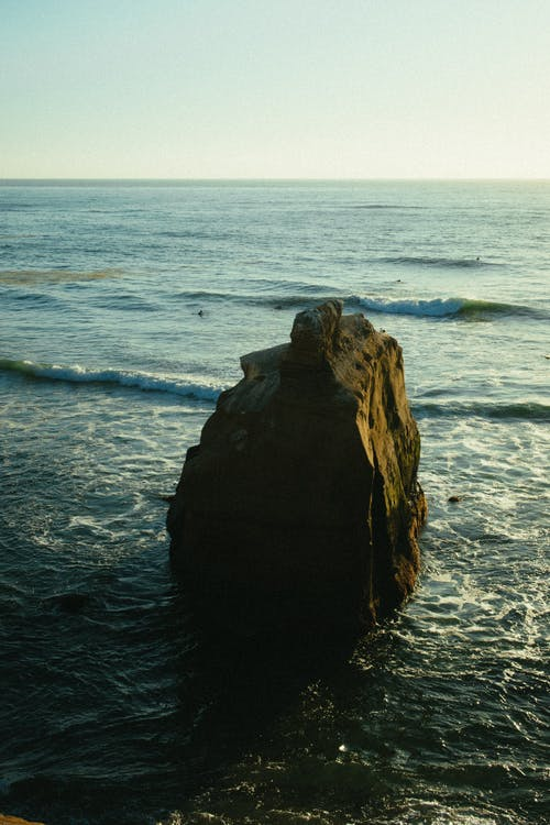Photo of Boulder on Body of Water