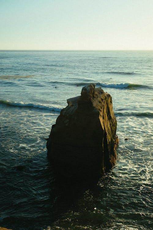 Ảnh lưu trữ miễn phí về biển, chân trời, hình thành đá, khổng lồ
