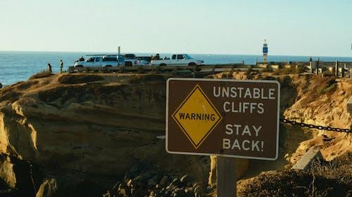 交通系統, 娛樂, 岩石, 懸崖 的 免费素材照片
