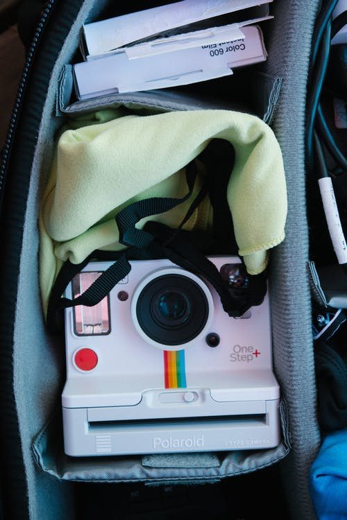 càmera, càmera instantània, electrònica