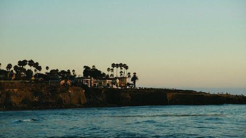 Fotos de stock gratuitas de afuera, al aire libre, al lado del océano, amanecer
