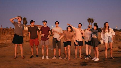 Kostnadsfri bild av grupp, grupp tillsammans, människor, rekreation