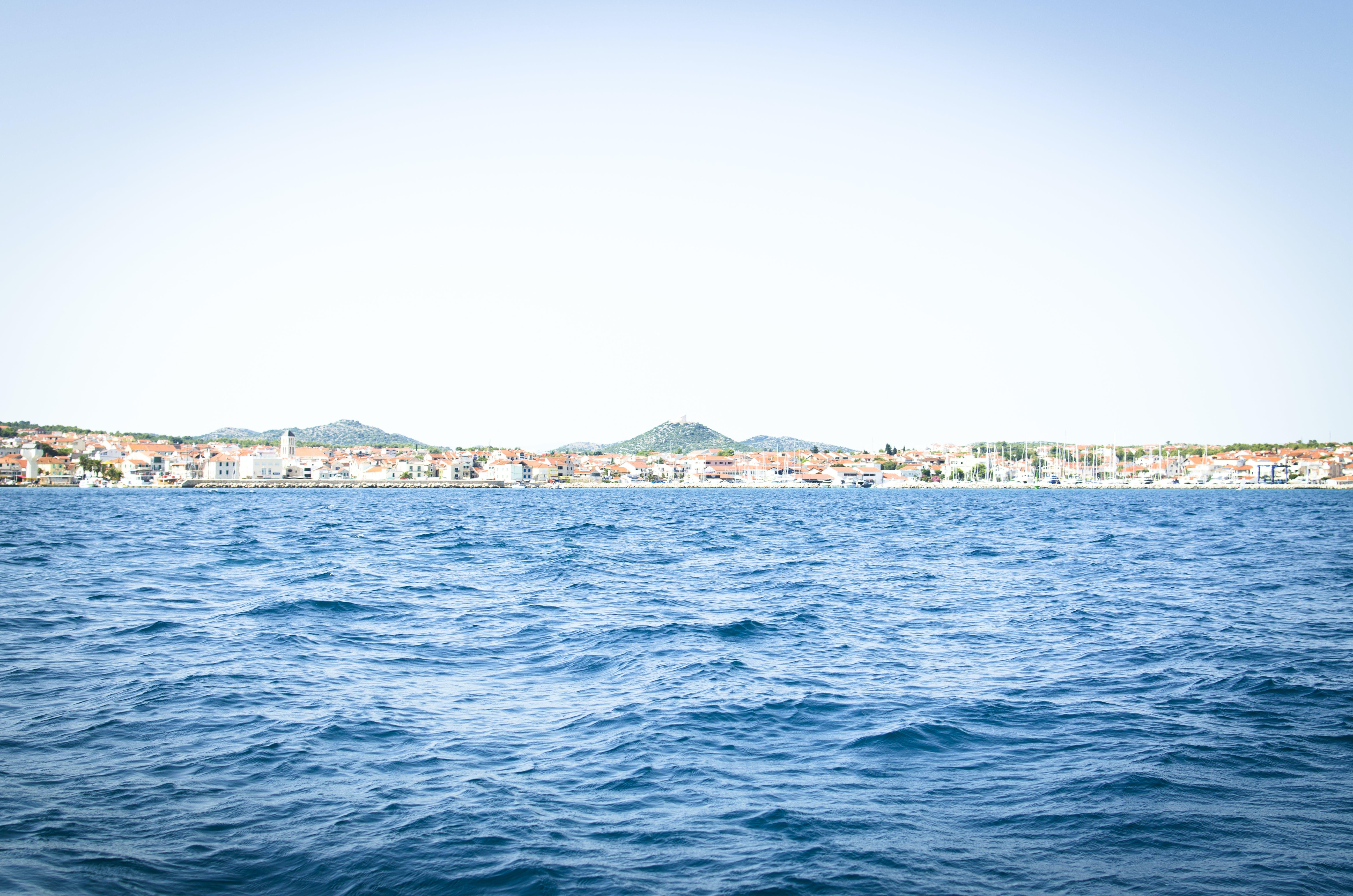 Ingyenes stockfotó hullámok, kék, óceán, strand témában