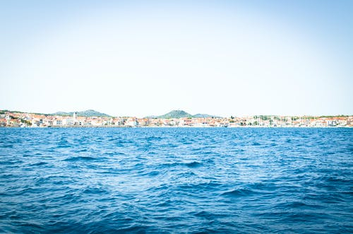 招手, 景觀, 水, 海 的 免費圖庫相片