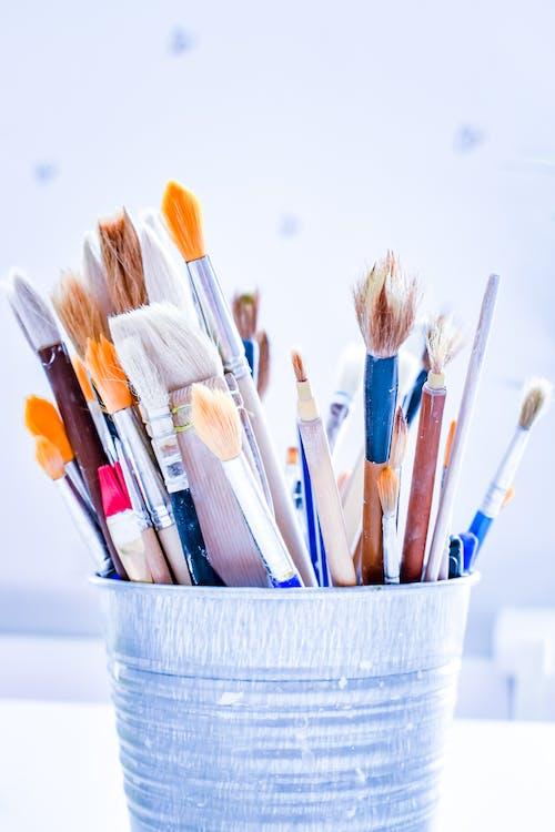 刷子, 創建, 創造力, 塗料 的 免費圖庫相片