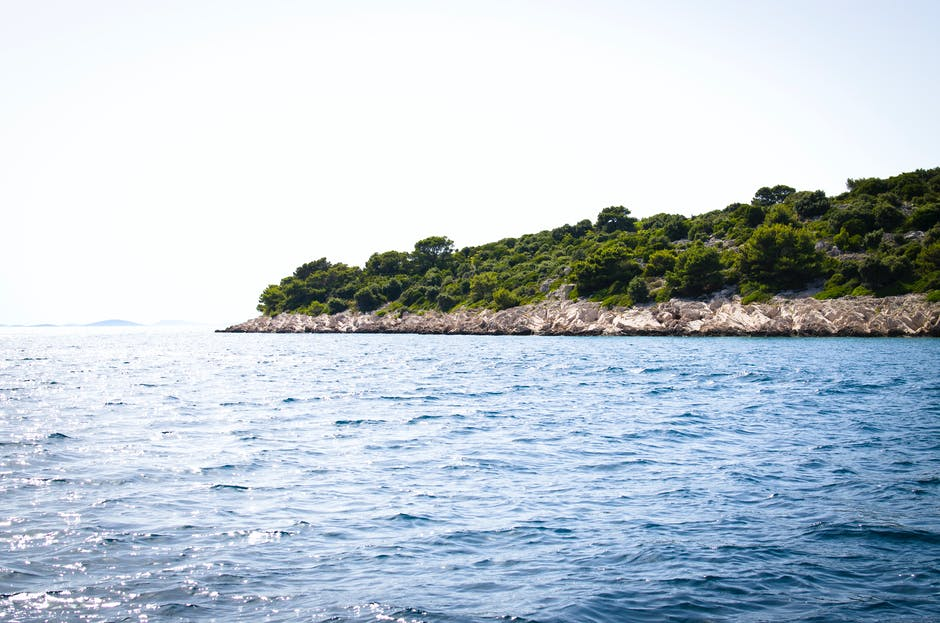 New free stock photo of sea, landscape, sunny