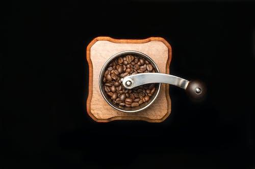 Imagine de stoc gratuită din aromă, artă, boabe de cafea, brun