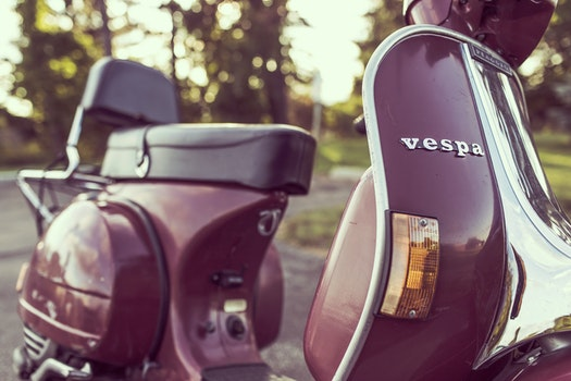 Free stock photo of italian, vehicle, driving, motor scooter