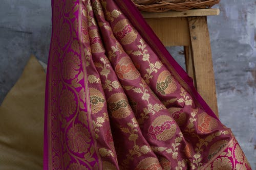 Free stock photo of online banarasi silk saris, online bridal wear, online puresilk sarees, online sarees