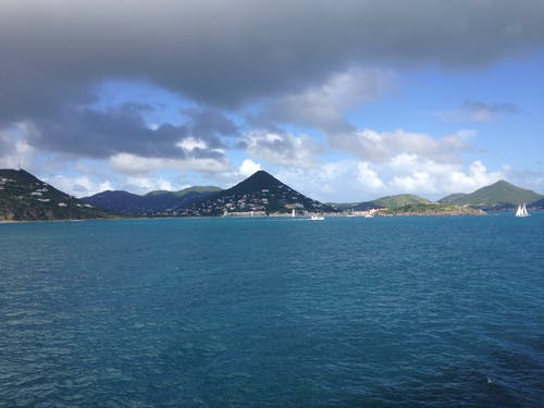 Free stock photo of caribbean