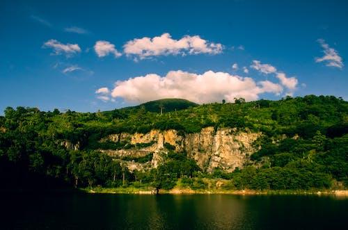 山, 河, 湖, 漂亮 的 免費圖庫相片