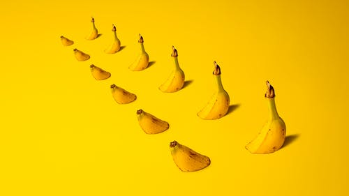 Darmowe zdjęcie z galerii z banan, martwa natura, okładka facebooka, okładka facebooka