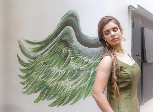 Ảnh lưu trữ miễn phí về bay, cánh, con gái, mô hình