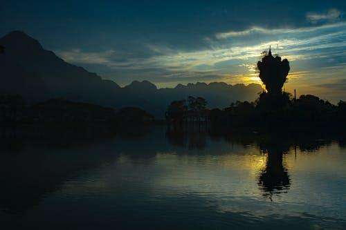 Gratis arkivbilde med kyaut ka latt pagoda