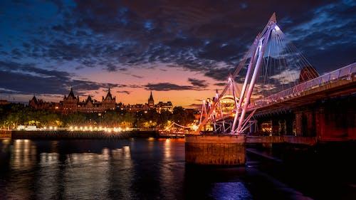 倫敦, 城市, 天空, 旅行 的 免费素材照片